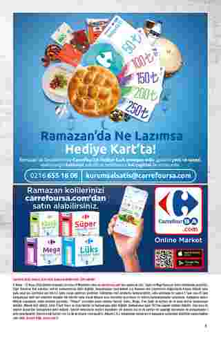 CarrefourSA - indirimler 23.04.2020 tarihinden başlayıp 29.04.2020 - tarihine kadar devam ediyor. Sayfa 5.