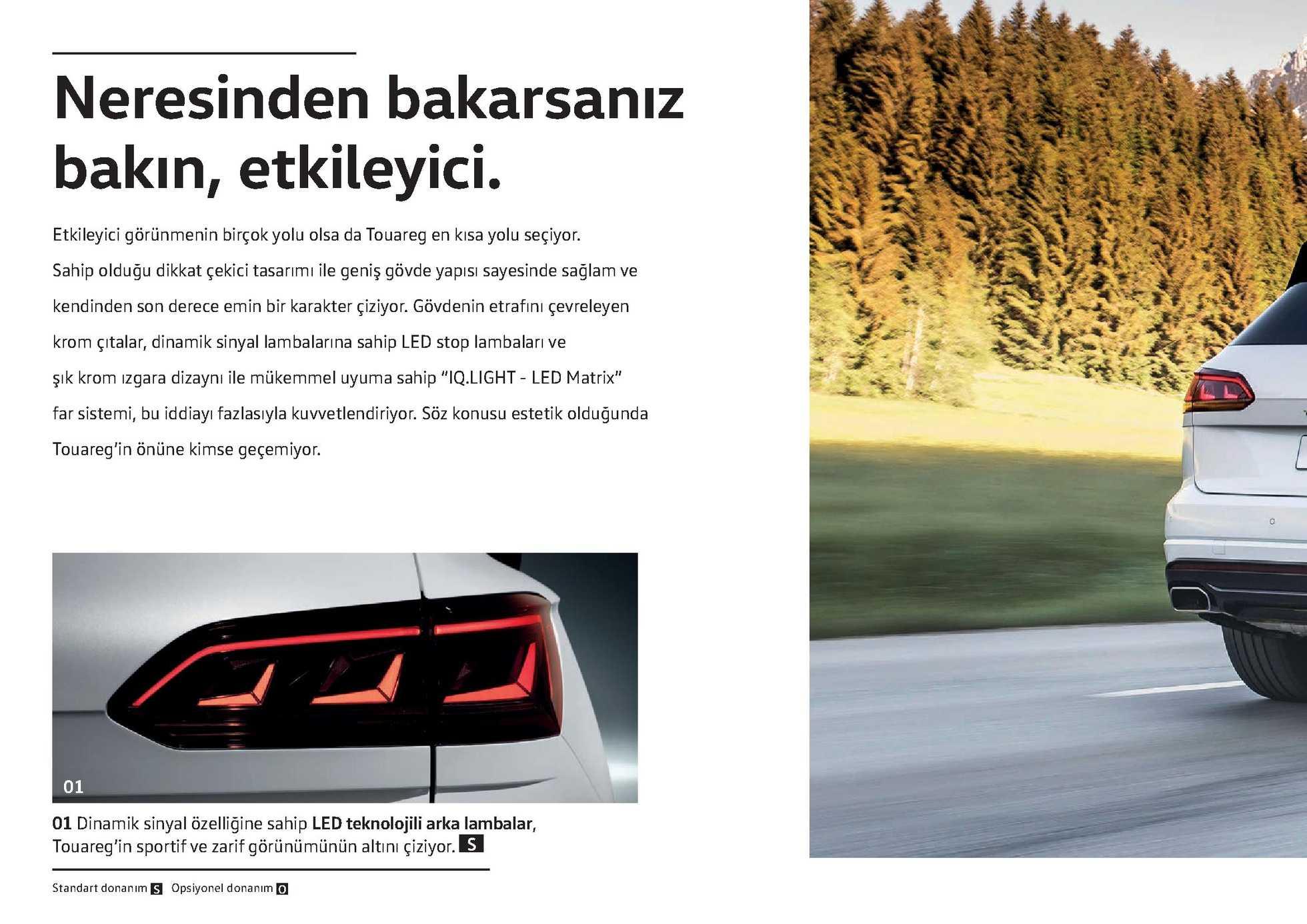 Volkswagen - indirimler 01.01.2021 tarihinden başlayıp 31.12.2021 - tarihine kadar devam ediyor. Sayfa 3.