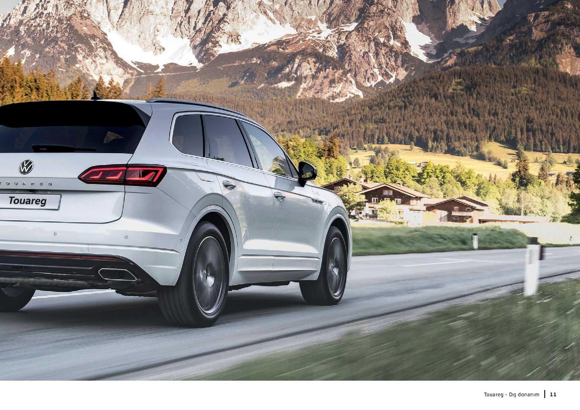 Volkswagen - indirimler 01.01.2021 tarihinden başlayıp 31.12.2021 - tarihine kadar devam ediyor. Sayfa 4.