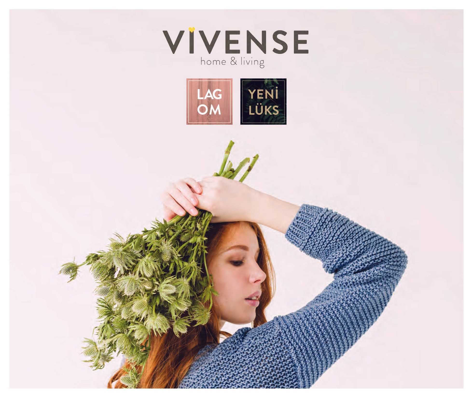 Vivense - indirimler 10.09.2019 tarihinden başlayıp 30.11.2020 - tarihine kadar devam ediyor. Sayfa 1.