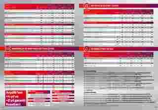 Arçelik - indirimler 01.10.2020 tarihinden başlayıp 31.10.2020 - tarihine kadar devam ediyor. Sayfa 12.